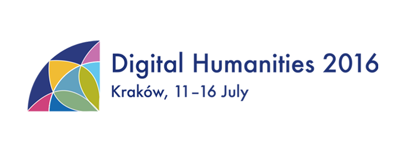 The Research Data Alliance at DH2016, 11-16 July 2016, Krakow