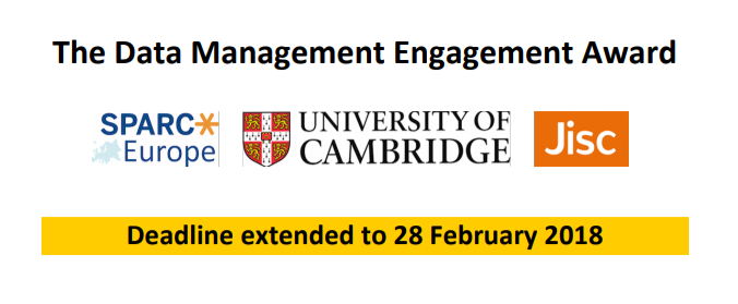 Data Management Engagement Award
