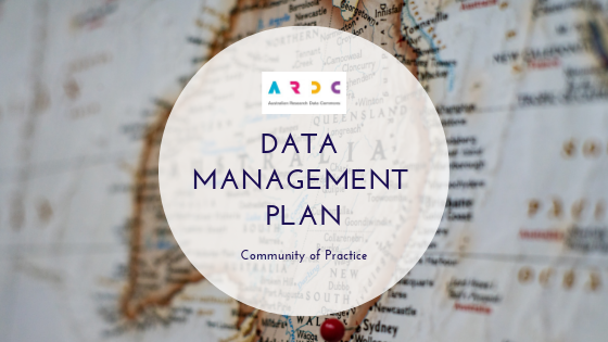 Data Management Plans (DMP) Community of Practice in Oceania