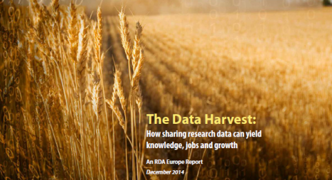 The Data Harvest Report – sharing data for knowledge, jobs and growth