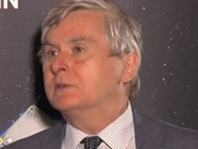 John Wood, EU Co-Chair of the Research Data Alliance speaking at the Science|Business webinar on Smart Data