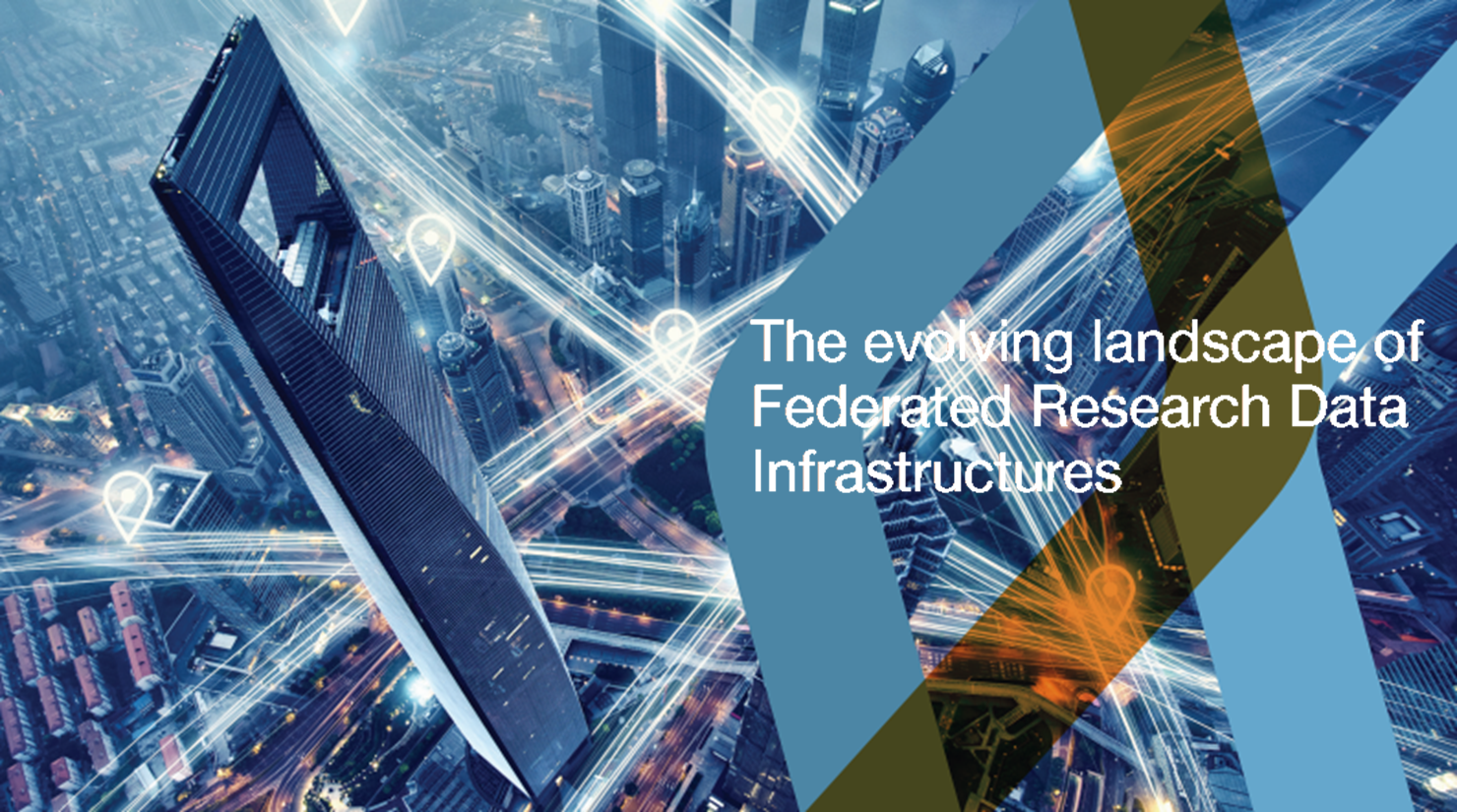 The Evolving Landscape of Federated Research Data Infrastructures: Knowledge Exchange  new report