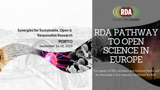 RDA pathway to Open Science in Europe: the impact of RDA solutions and National Nodes at the OS Fair workshop