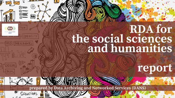 RDA for the social sciences