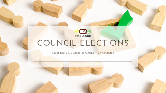 2019 Slate of Council Candidates