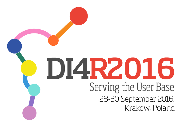 Digital Infrastructures for Research: 28-30 September 2016, Krákow