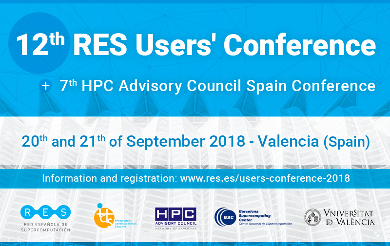 12th RES Users' Meeting - RDA Spanish Node Kick Off Meeting