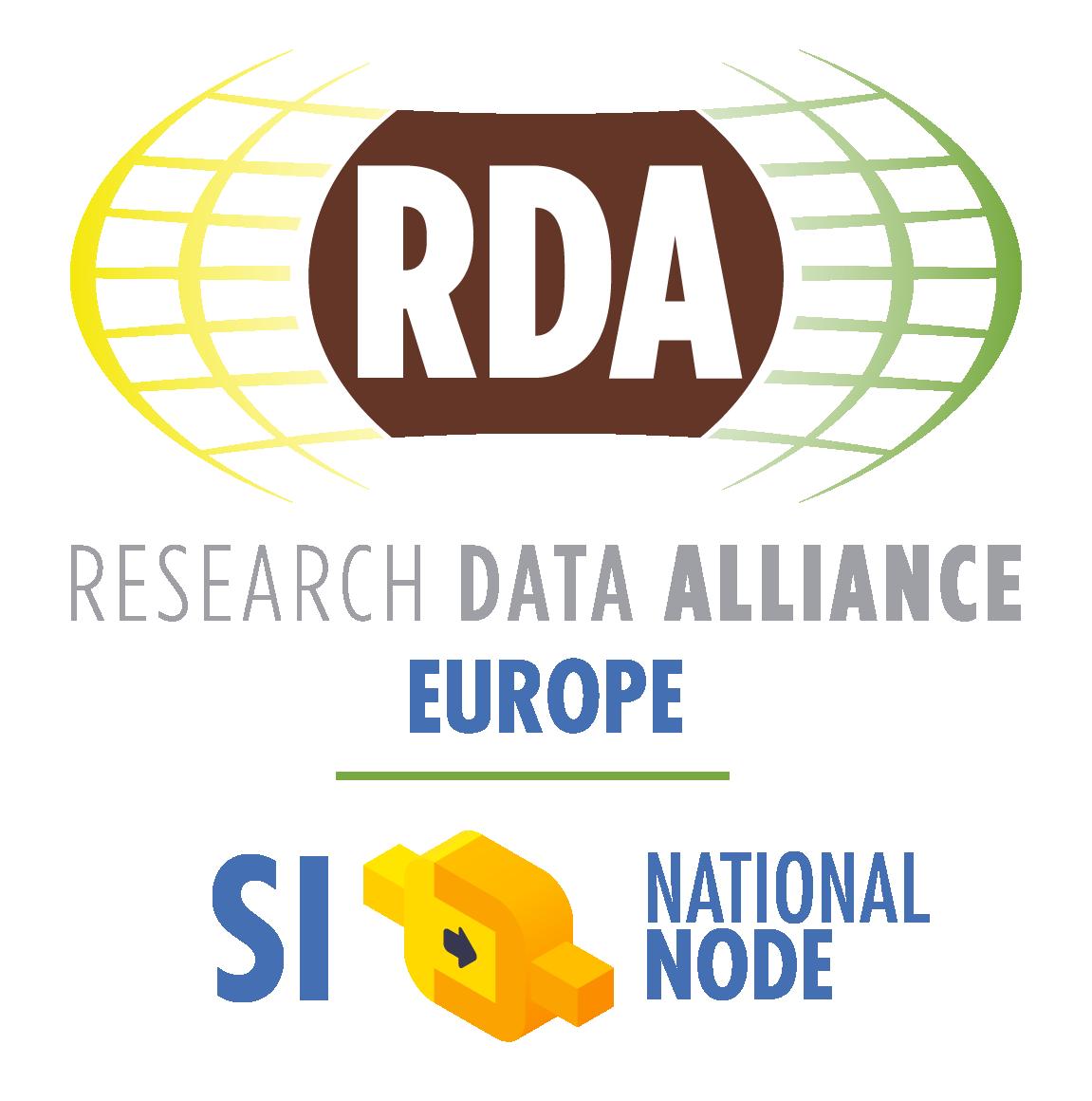 RDA Europe National Node Icons | RDA